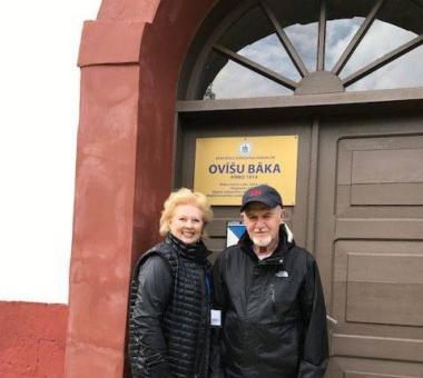 Ovīšu Bāka, Latvia