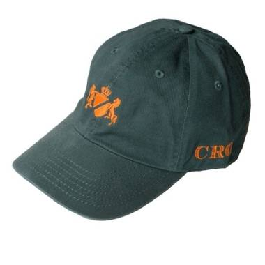 With traditional green and orange University of Miami school colors, this limited edition Hurricane hat was offered in the fall of 2007